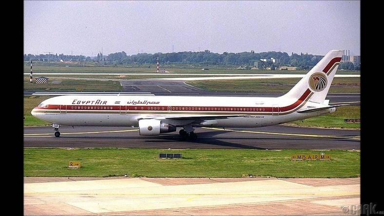 """""""EgyptAir""""-ийн """"Flight 990"""""""