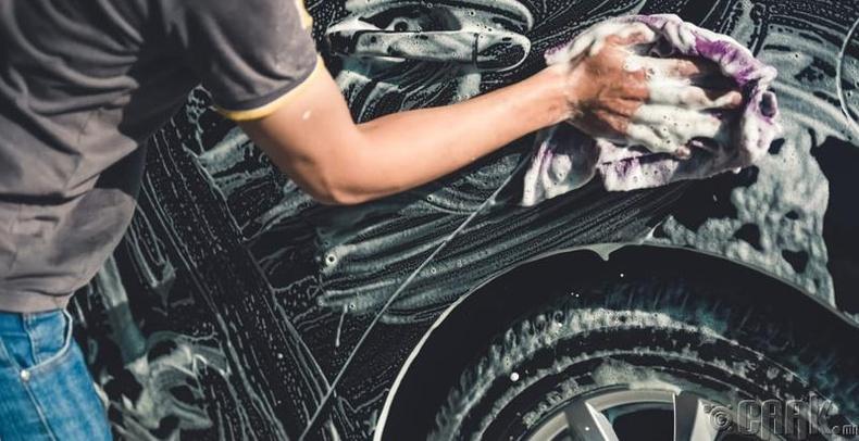 Сан Францискод бохир дотуур хувцсаар машин угааж болдоггүй