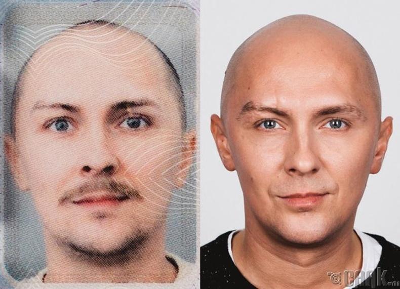 Константин Новочадов (Konstantin Novochadov), 31 настай - Захиргааны ажилтан