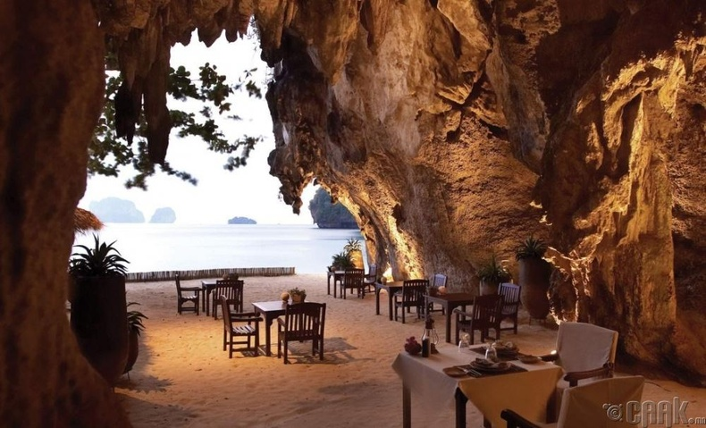 """Rayavadee Krabi"", Тайланд"