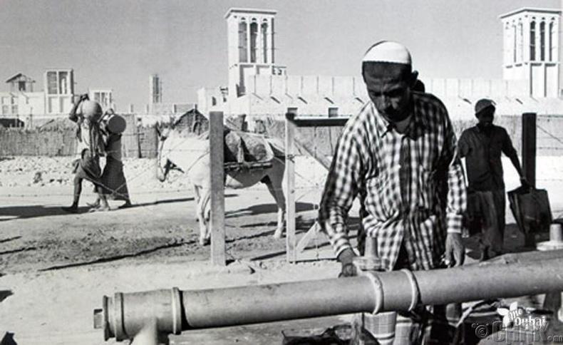 Дубайн нэгэн худаг, 1960-аад он