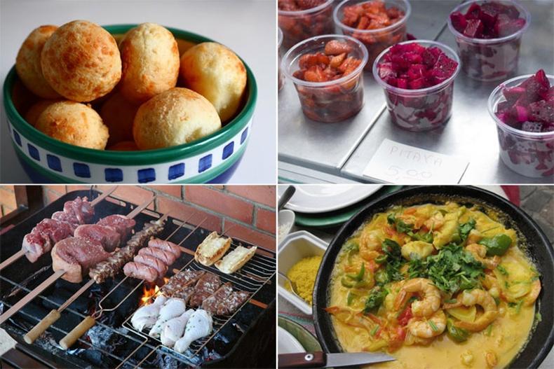 Бразилийн 10 амтат зоог