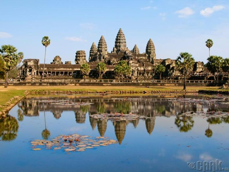 Ангкор-Ват, Камбож улс