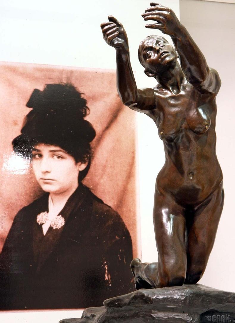Камиллэ Клаудел- Аугусте Родины урлагийн охин тэнгэр