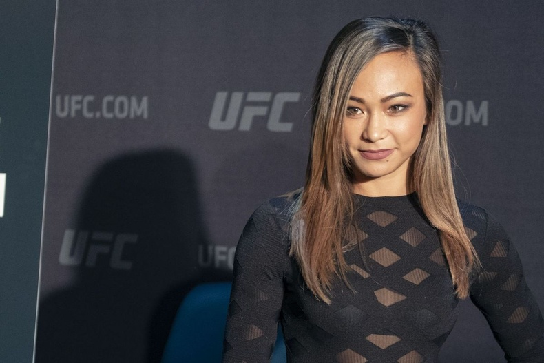 Мишель Ватерсон (Michelle Waterson)