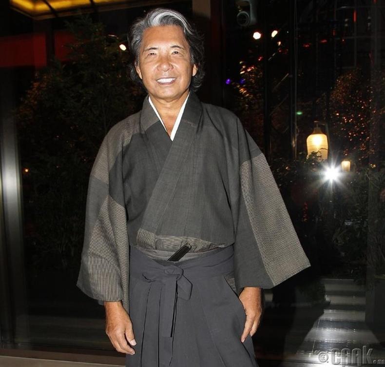 Кэнзо Такада (Kenzo Takada), 80