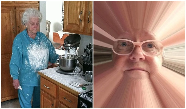 """Технологийн өмнө """"хүчин мөхөстсөн"""" эмээ өвөө нарын хөгжилтэй мөчүүд (25 фото)"""