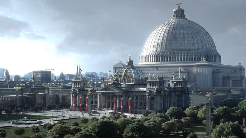 """Гитлерийн төлөвлөж байсан """"Дэлхийн нийслэл"""" буюу Германиа хот ямар харагдах байсан бэ?"""