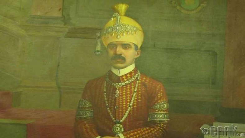 Осман Али Хан, Асаф Жах VII - 230 тэрбум ам.доллар