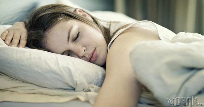 Өдөрт 8-аас илүү цаг унтах хэрэгтэй