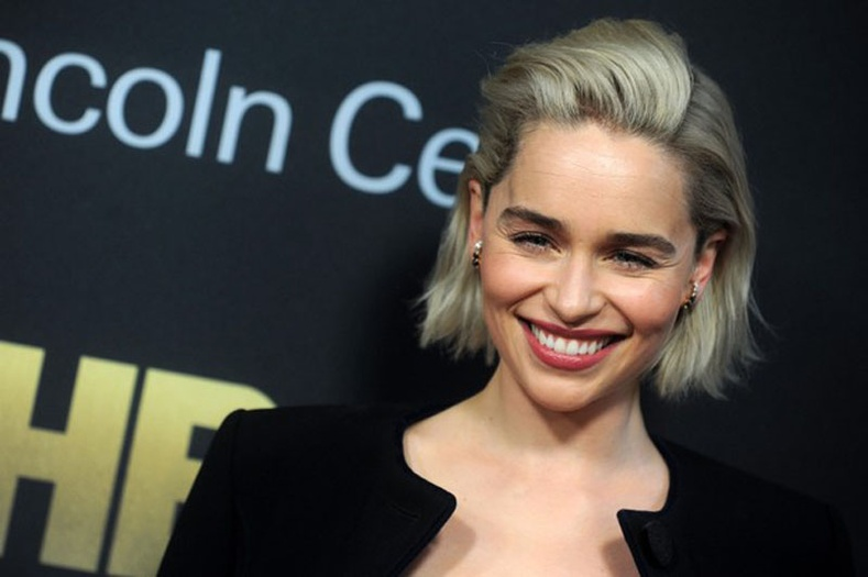 Эмилиа Кларк (Emilia Clarke)