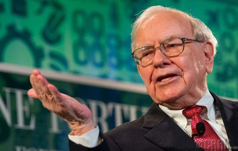 Уоррен Баффет (Warren Buffett) - 75.6 тэрбум доллар