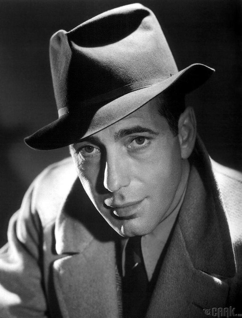 Хамфри Богарт - Америкийн жүжигчин