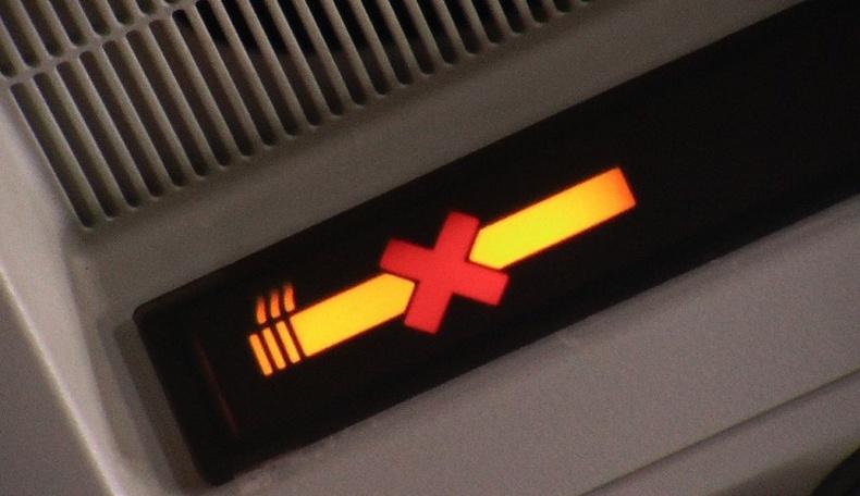 Яагаад онгоцонд тамхи татаж болдоггүй вэ?