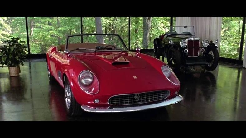 Ferrari 250 GT California Spyder - Ferris Bueller's Day Off