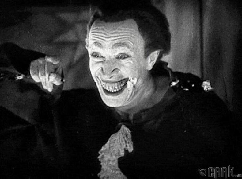 """""""Инээмтгий хүн"""" хэмээх дуугүй кино Жокерт ихээхэн нөлөөлсөн"""