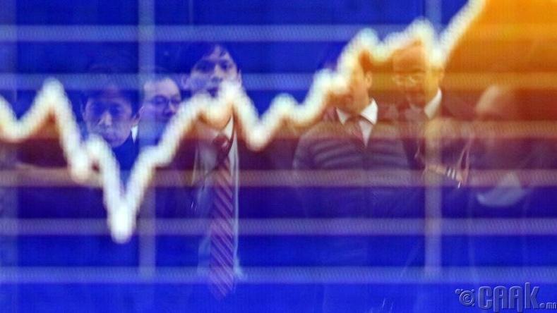 Японы хөрөнгийн бирж