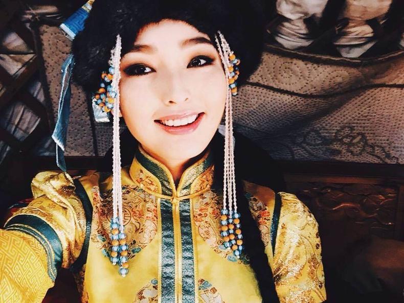 Монголын үзэсгэлэнт охид (85 фото) №147