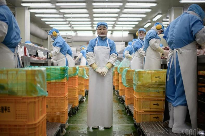 Үйлдвэрийн ажилчин