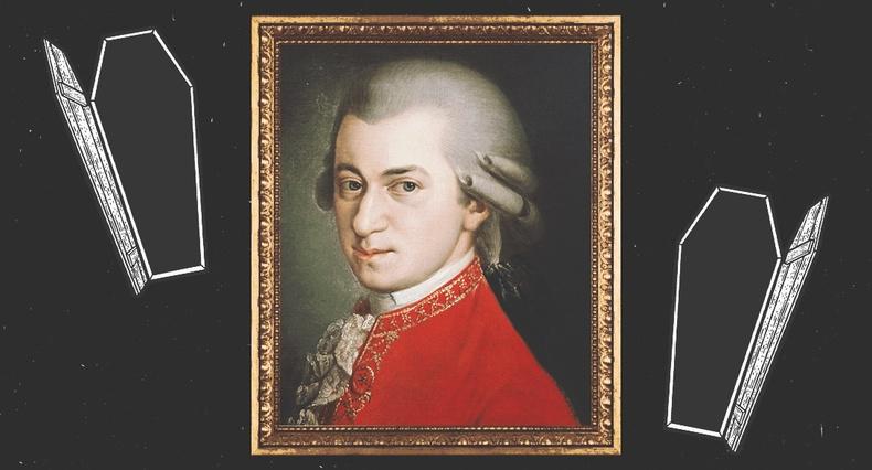 Вольфганг Амадеус Моцарт