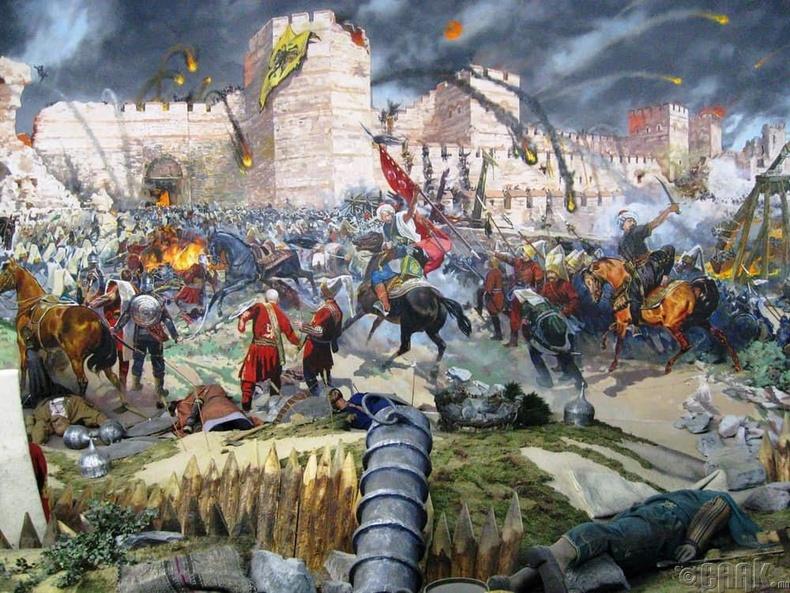 """""""Константинополийн сүйрэл"""""""