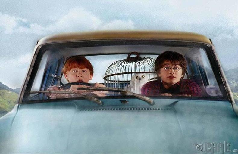 """""""Харри Поттер"""" цувралын бүх анги"""