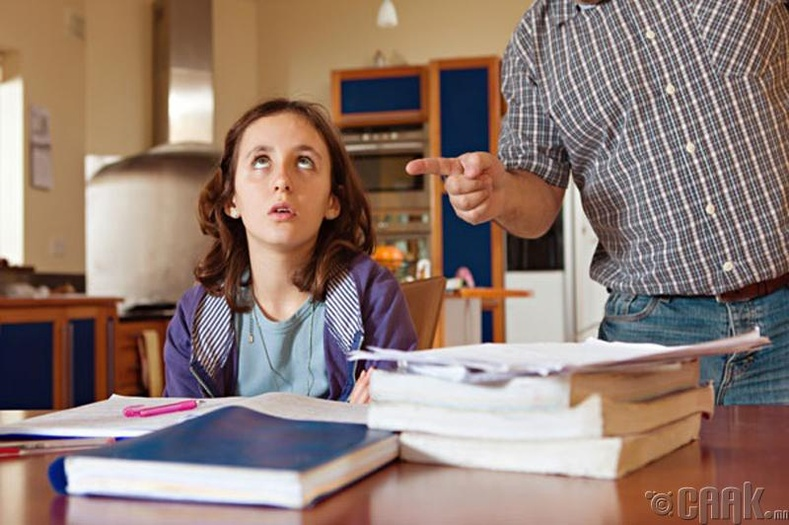 Хүүхдээ сайн сургахад эцэг эхчүүд ямар алдаа гаргадаг вэ?