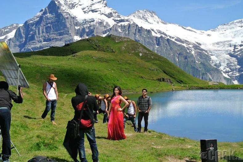 1960-аад оноос хойш ихэнх Энэтхэг кино Швейцарт зураг авалтаа хийх болсон