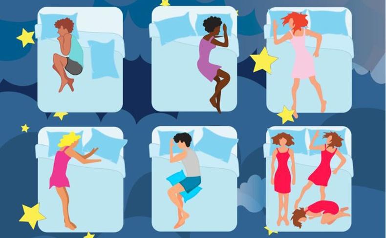 Та ямар байрлалаар унтдаг вэ? /Сонжоо/