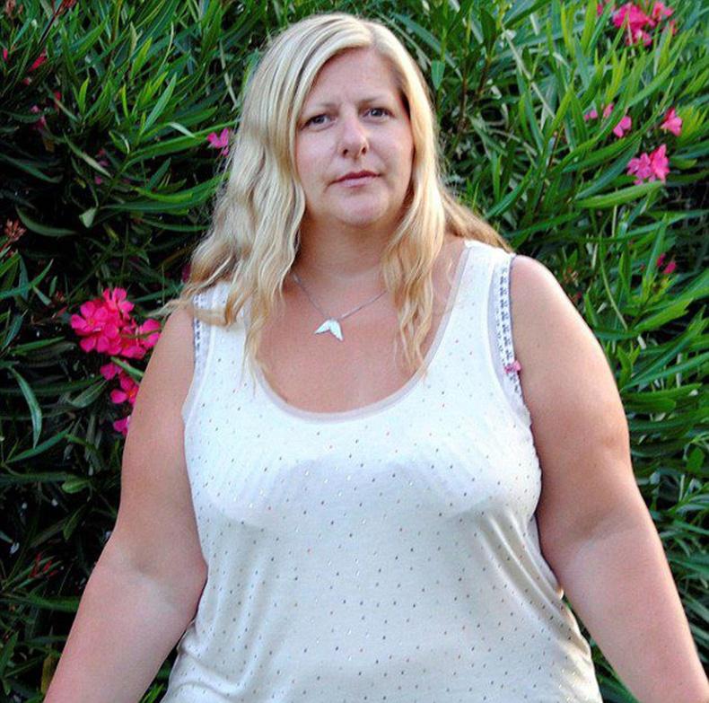 50 кг турж чадсан гайхалтай эмэгтэй