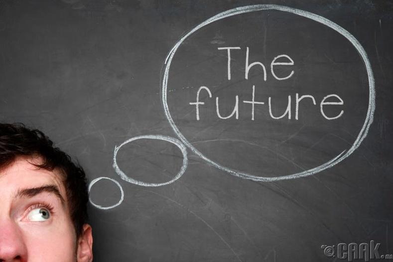 Ирээдүйнхээ тухай байнга бодолхийлэх
