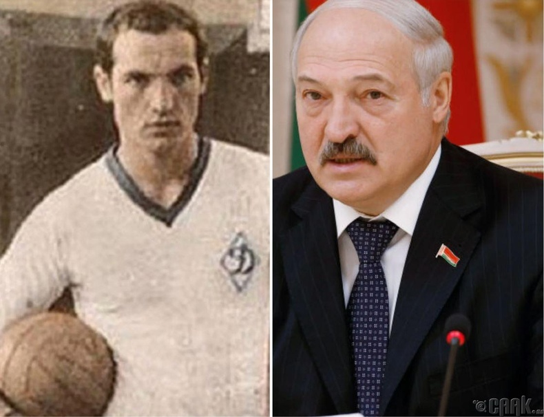 Беларусын Ерөнхийлөгч Александр Лукашенко