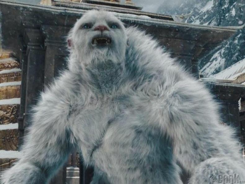 Ейти буюу цасны хүн (Yeti)