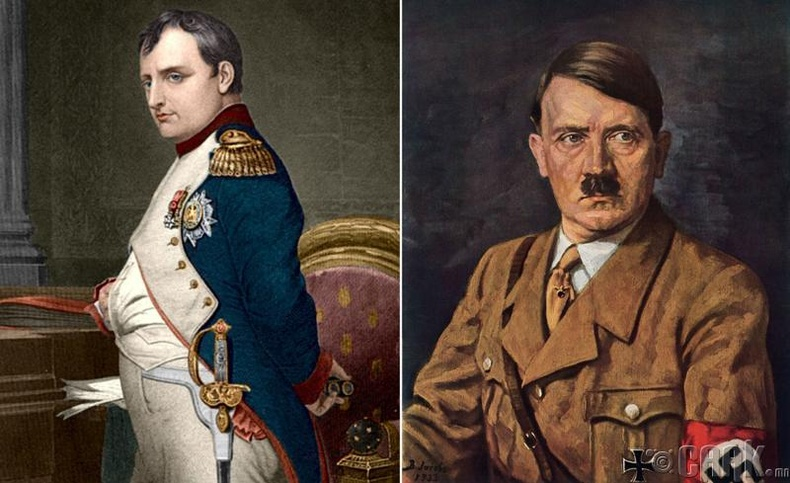 Гитлер болон Напелоен