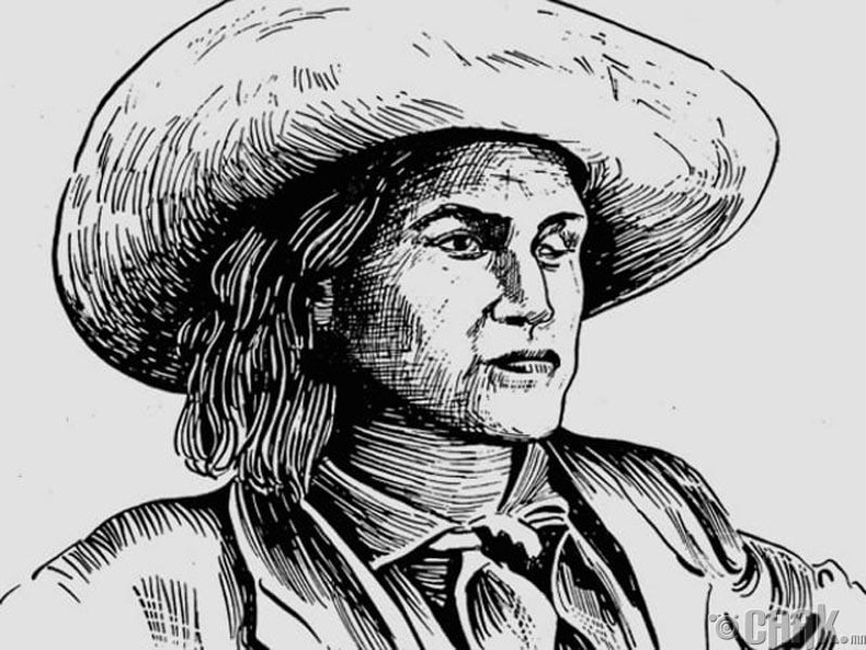 Нэг нүдэт Чарли: АНУ-д сонгуулийн санал өгсөн анхны эмэгтэй
