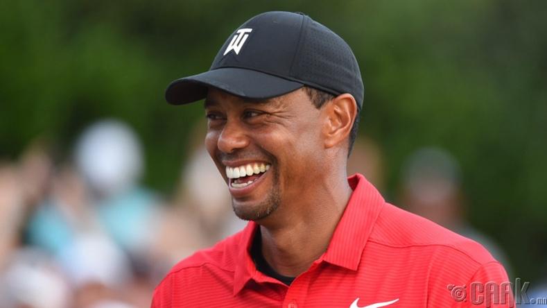 Тайгер Вүүдс (Tiger Woods) - 800 сая ам.доллар