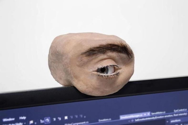 """""""Бүхнийг харагч нүд"""" - Веб камерын дизайн"""