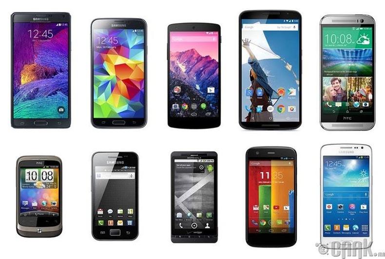 """""""iPhone"""", """"Android"""" хоёрын аль нь илүү вэ? """"Android"""" танд өргөн сонголт санал болгодог"""