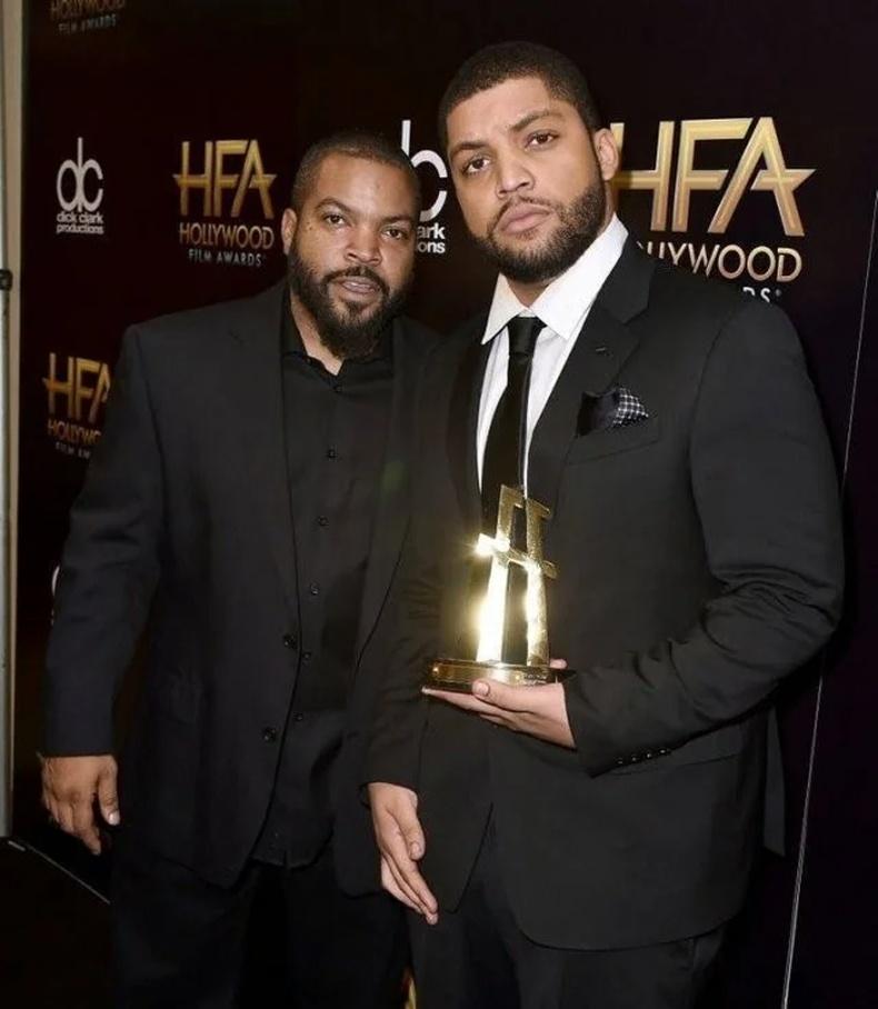 О'Ши Жексон ба Ice Cube