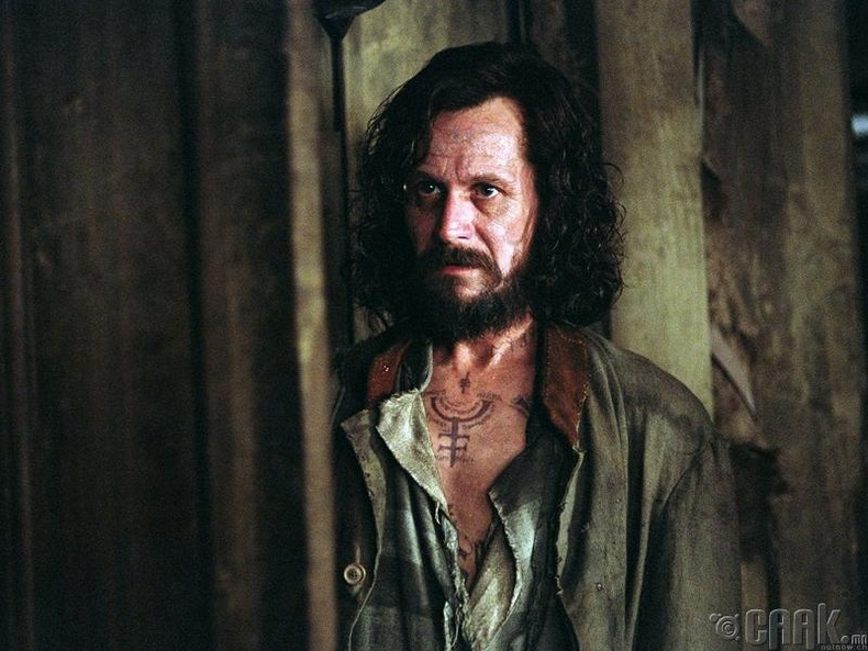 "Сириус Блэк (Sirius Black), ""Harry Potter"""