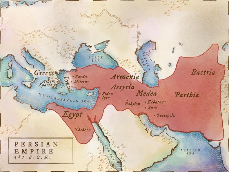 Иран эсвэл Перс – аль нь эртний нэр вэ?