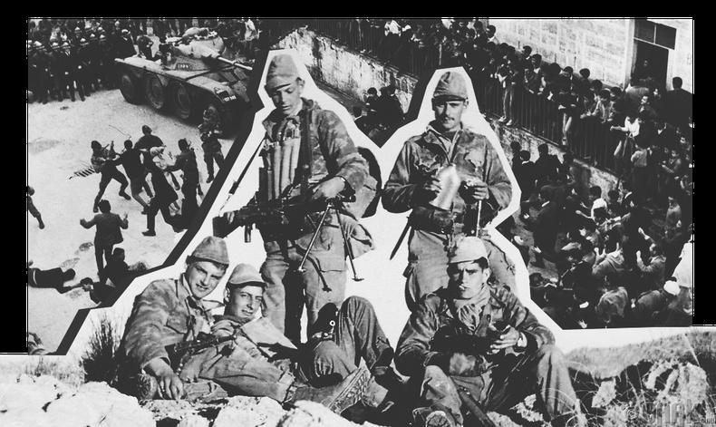 Алжирын тусгаар тогтнолын төлөөх дайн