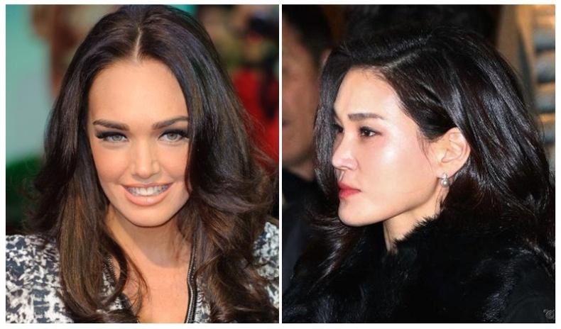 Дэлхийн хамгийн үзэсгэлэнтэй тэрбумтан бүсгүйчүүд