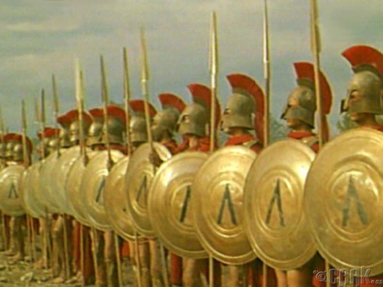 Спартачууд