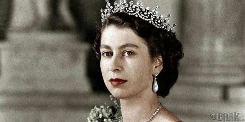 Удаан төр барьсан хатан хаан