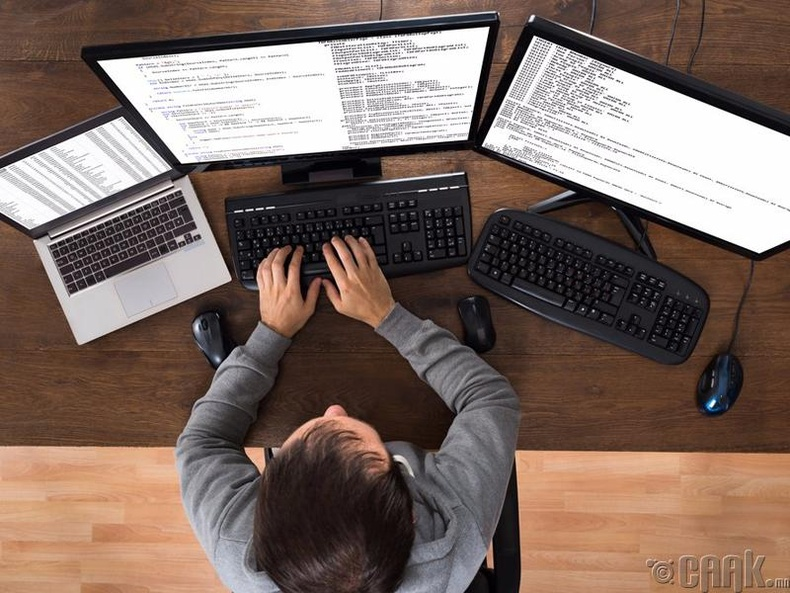 Компьютерийн системийн шинжээч
