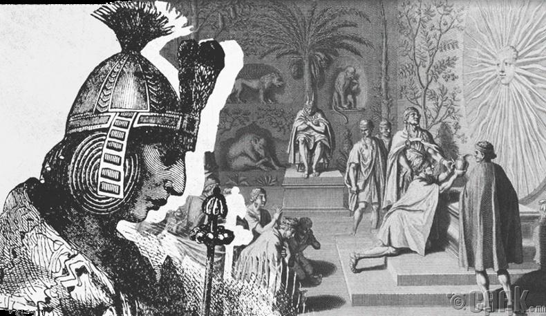 XIV зуун, Инкүүдийн эзэнт гүрэн