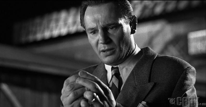 """""""Шиндлерийн бүртгэл"""" (Schindler's List) - """"Би илүү олон хүнийг бүртгэж болох байсан..."""""""