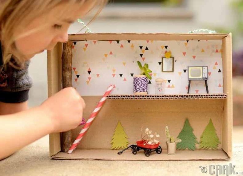 Хүүхэлдэйн байшин