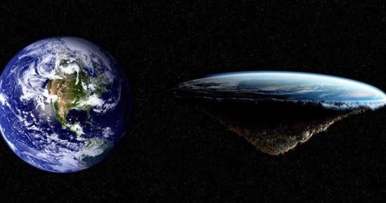 Дэлхийг хавтгай гэдгийг нотлох 15 баримт